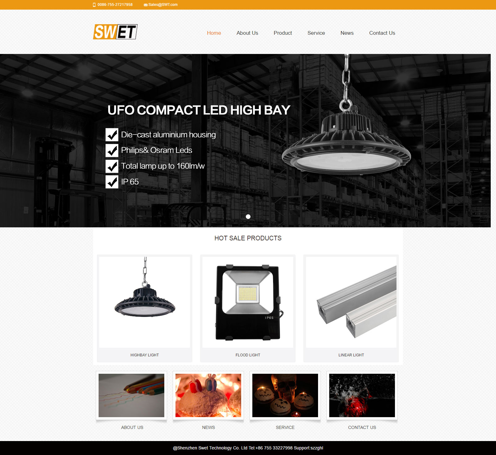 Shenzhen Swet Technology Co. Ltd
